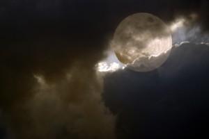 Mond wissenschaftlich