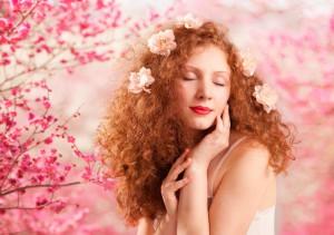 Neue Haarfarbe - mehr Reflexe und Farbtiefe